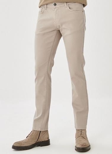 Altınyıldız Classics 360 Derece Her Yöne Esneyen Rahat Slim Fit Pantolon 4A0121200002 Taş